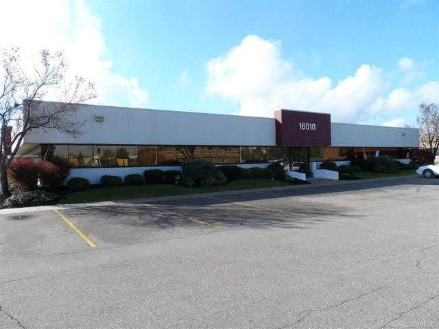 16010 19 Mile 101-B, Clinton Township, MI 48038 (MLS #50005730) :: The Tom Lipinski Team at Keller Williams Lakeside Market Center