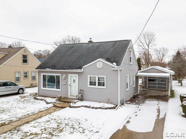 541 Riverside, Adrian, MI 49221 (MLS #50005878) :: The John Wentworth Group