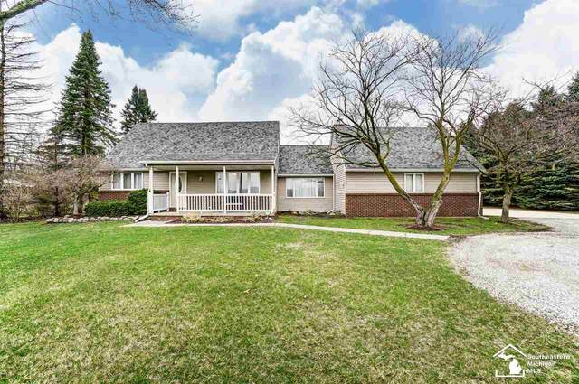14414 Tunnicliffe Road, Petersburg, MI 49270 (MLS #50009283) :: The Tom Lipinski Team at Keller Williams Lakeside Market Center