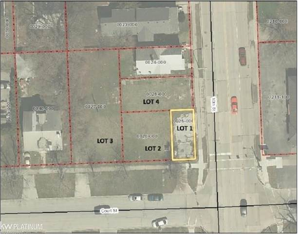 1100 10th Street, Port Huron, MI 48060 (MLS #50010348) :: The Tom Lipinski Team at Keller Williams Lakeside Market Center