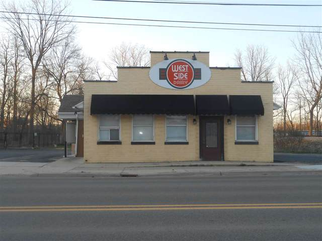 1302 W Main, Owosso, MI 48867 (MLS #50011861) :: The Tom Lipinski Team at Keller Williams Lakeside Market Center