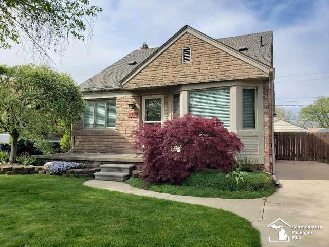 14556 Jonas, Allen Park, MI 48101 (MLS #50012122) :: The Tom Lipinski Team at Keller Williams Lakeside Market Center