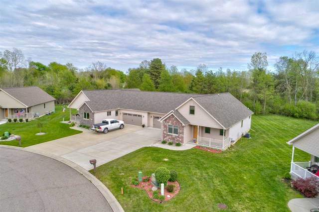 1307 W Windmill Pt, Clio, MI 48420 (MLS #50012625) :: The Tom Lipinski Team at Keller Williams Lakeside Market Center