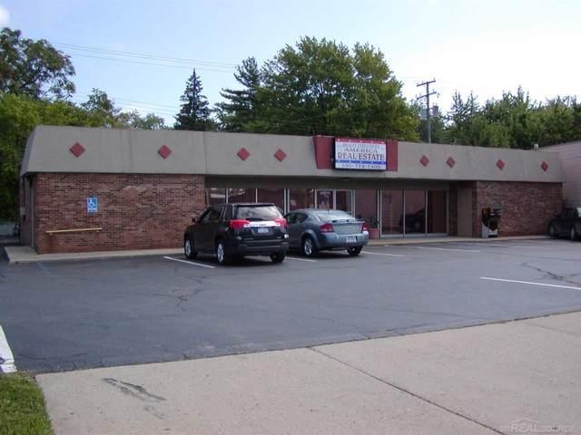 29070 Utica Road, Roseville, MI 48066 (MLS #50012935) :: The Tom Lipinski Team at Keller Williams Lakeside Market Center