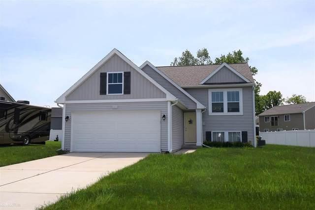 4366 Timber Line, Burton, MI 48439 (MLS #50015771) :: Scot Brothers Real Estate