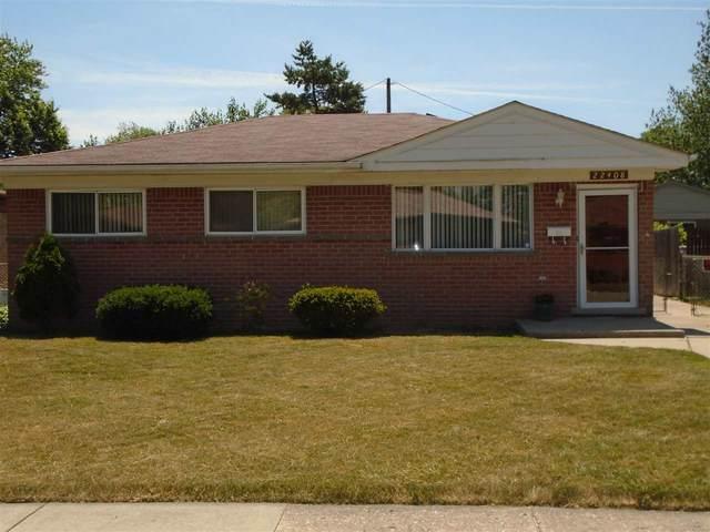 22408 Dorion, Saint Clair Shores, MI 48082 (MLS #50016448) :: Scot Brothers Real Estate