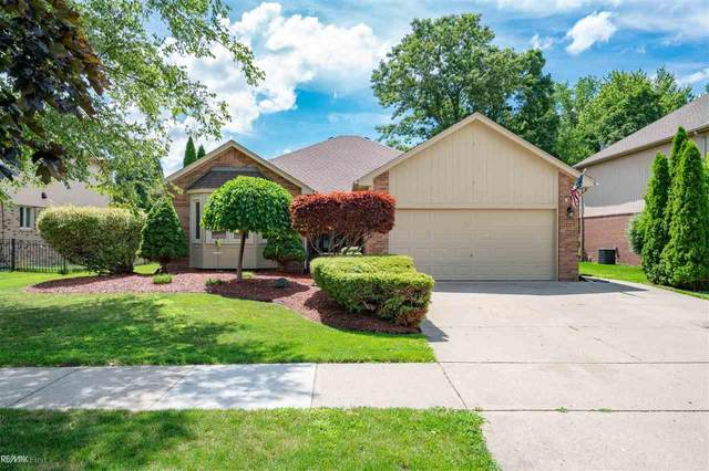 21094 Vesper Dr, Macomb, MI 48044 (MLS #50019309) :: Scot Brothers Real Estate