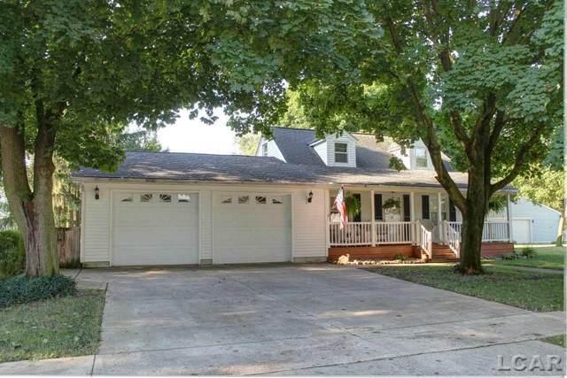 900 Murray Dr, Tecumseh, MI 49286 (MLS #50019348) :: Scot Brothers Real Estate