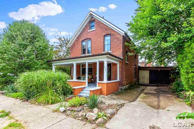 111 Brown St, Clinton Village, MI 49236 (MLS #50019446) :: Scot Brothers Real Estate