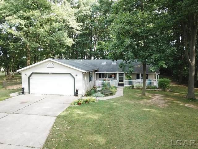 5045 N Adrian Hwy., Adrian, MI 49221 (MLS #50019490) :: Scot Brothers Real Estate