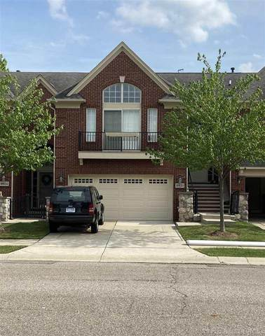16620 Kensington #2, Macomb, MI 48044 (MLS #50019500) :: Scot Brothers Real Estate