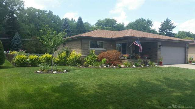 38157 Charwood, Sterling Heights, MI 48312 (MLS #50019564) :: Scot Brothers Real Estate