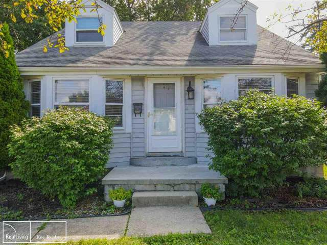 24258 Rosalind Ave, Eastpointe, MI 48021 (MLS #) :: Scot Brothers Real Estate