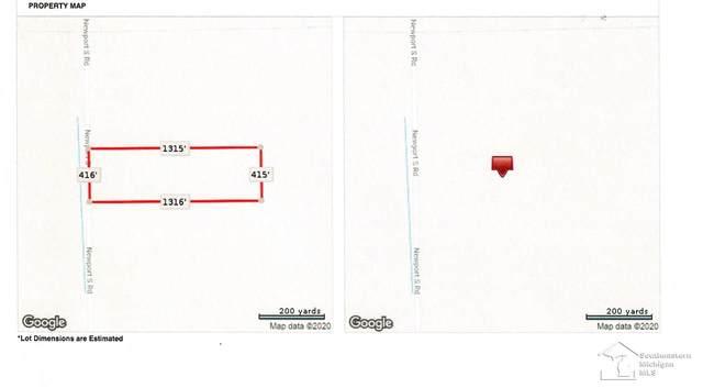 00 Newport South, Newport, MI 48166 (MLS #50019750) :: The BRAND Real Estate