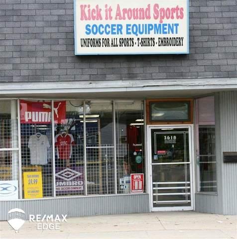 3618 Fenton Rd, Flint, MI 48507 (MLS #50023806) :: Kelder Real Estate Group