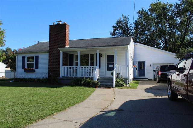 906 Coutant, Flushing, MI 48433 (MLS #50024175) :: Scot Brothers Real Estate