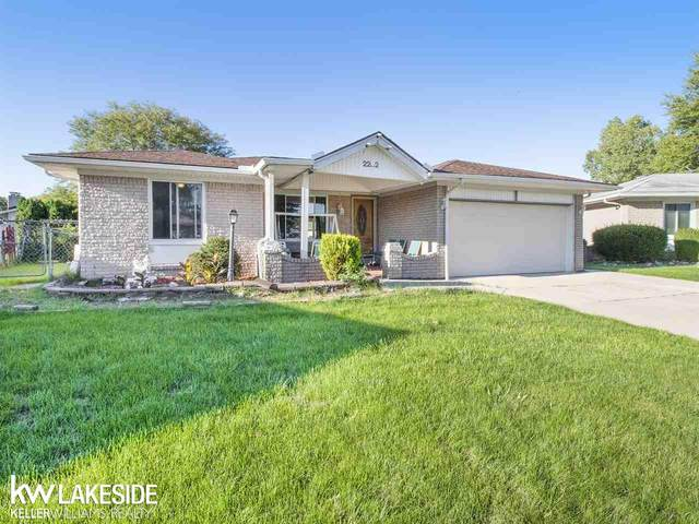 2202 Belmont Dr, Sterling Heights, MI 48310 (MLS #50024528) :: Scot Brothers Real Estate