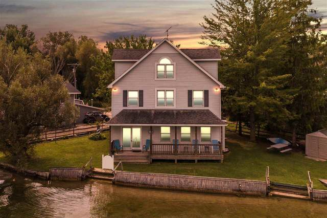 10363 Lake Shore, Fenton, MI 48430 (MLS #50027387) :: Scot Brothers Real Estate