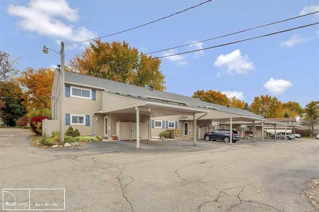 819 Kirts Blvd, Troy, MI 48084 (MLS #50027668) :: The Tom Lipinski Team at Keller Williams Lakeside Market Center