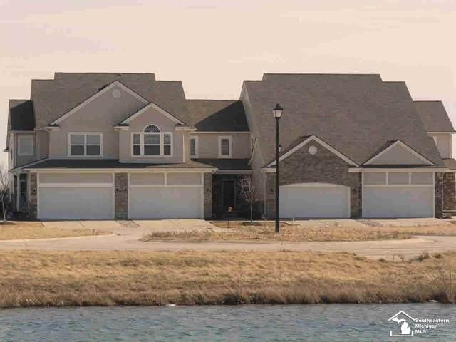4167 Plum Village Court, Monroe, MI 48161 (MLS #50030417) :: The BRAND Real Estate