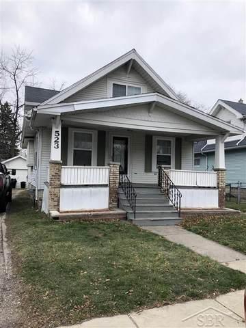 523 N Mason, Saginaw, MI 48602 (MLS #50031048) :: The BRAND Real Estate