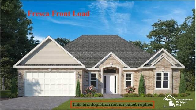 146 Callaway Dr, Monroe, MI 48162 (MLS #50031798) :: The BRAND Real Estate