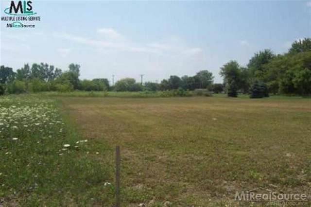 68125 Lake Angela, Richmond, MI 48062 (MLS #50031802) :: Kelder Real Estate Group