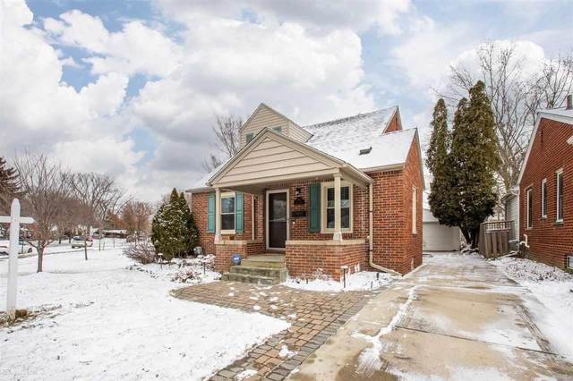 903 Lloyd, Royal Oak, MI 48073 (MLS #50032714) :: The BRAND Real Estate