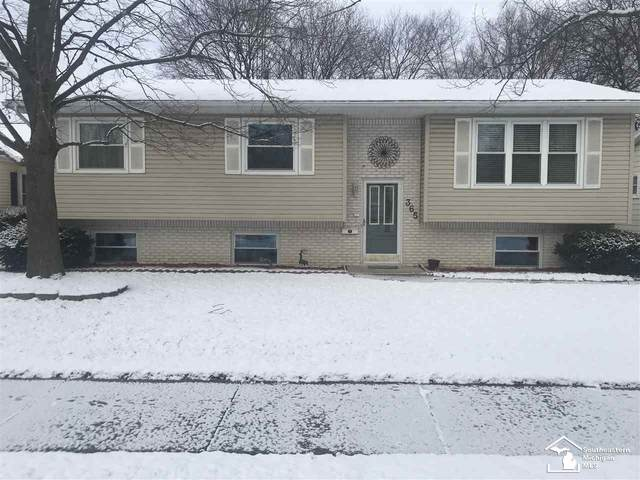 365 Cranbrook, Monroe, MI 48162 (MLS #50032719) :: The BRAND Real Estate