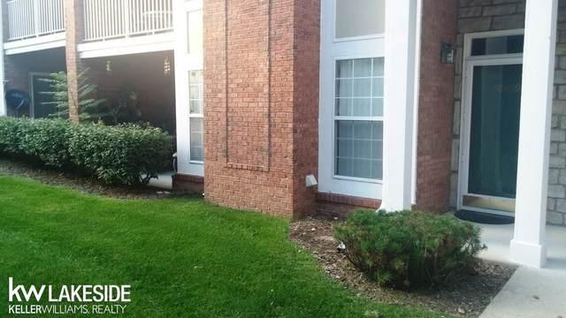 56409 Scotland Blvd #87, Shelby Twp, MI 48316 (MLS #50032723) :: The BRAND Real Estate