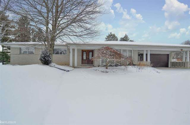 54801 Stardust Court, Shelby Twp, MI 48316 (MLS #50032738) :: The BRAND Real Estate