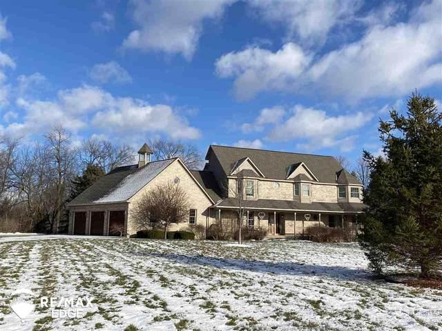 9035 Woodridge, Davison, MI 48423 (MLS #50032740) :: The BRAND Real Estate