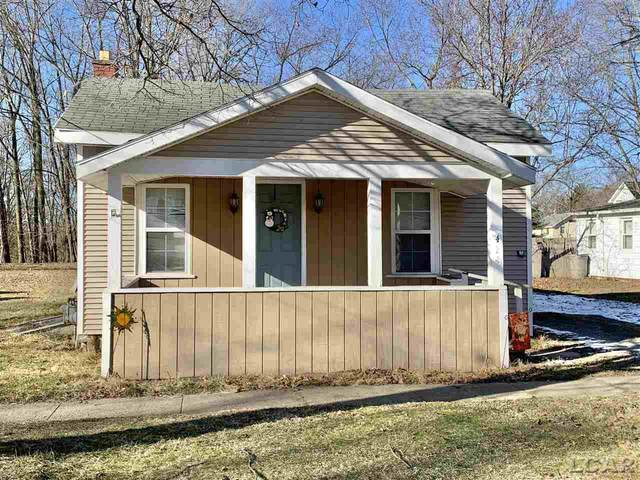 424 Buffalo, Morenci, MI 49256 (MLS #50032783) :: The BRAND Real Estate