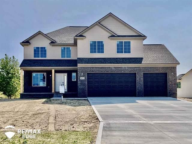 8181 Hidden Cove Ct, Grand Blanc, MI 48439 (MLS #50033603) :: The BRAND Real Estate