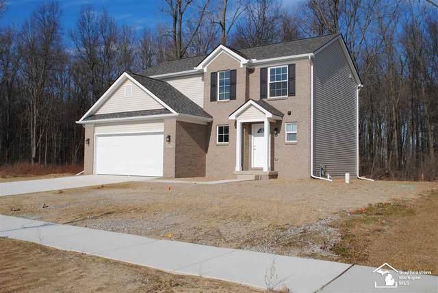 2126 Monohan Dr., Monroe, MI 48162 (MLS #50033677) :: The BRAND Real Estate