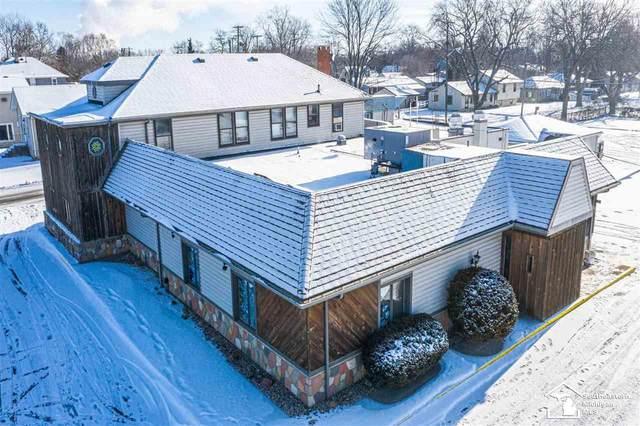 2896 N Dixie, Monroe, MI 48162 (MLS #50034245) :: The BRAND Real Estate