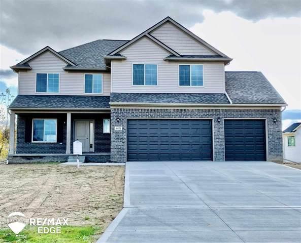 8191 Hidden Cove Ct, Grand Blanc, MI 48439 (MLS #50034418) :: The BRAND Real Estate
