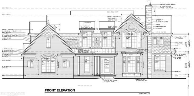 521 W Deeplands Lane, Lot# 2, Grosse Pointe Shores, MI 48236 (MLS #50034499) :: The BRAND Real Estate