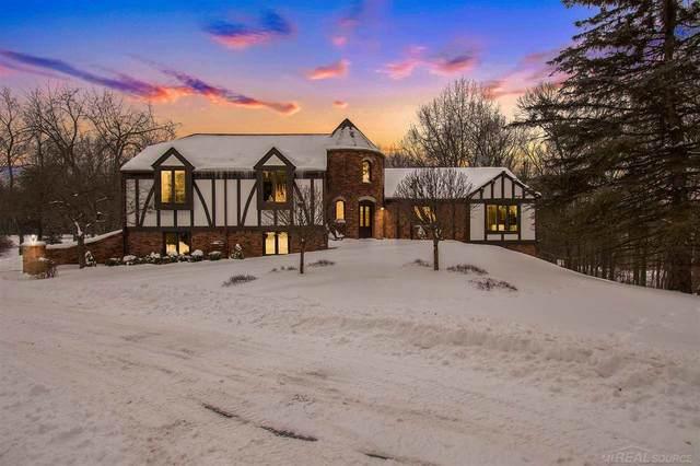 7000 33 Mile, Romeo, MI 48065 (MLS #50034710) :: The BRAND Real Estate