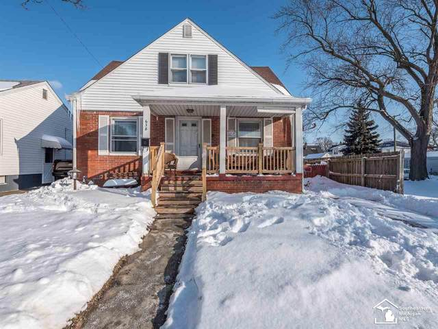 638 Maple Blvd, Monroe, MI 48162 (MLS #50034887) :: The BRAND Real Estate