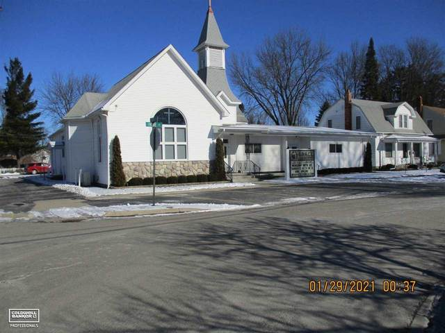 36015 Friday, Richmond, MI 48062 (MLS #50034925) :: The BRAND Real Estate