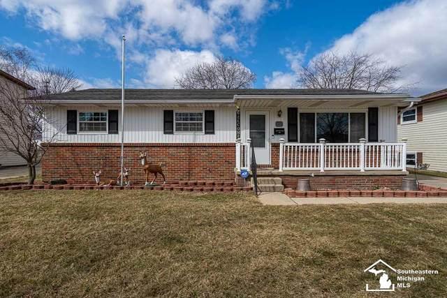 615 Toll Street, Monroe, MI 48162 (MLS #50034996) :: The BRAND Real Estate