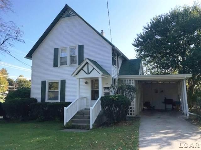 105 Spring St, Hudson, MI 49247 (MLS #50035051) :: The BRAND Real Estate