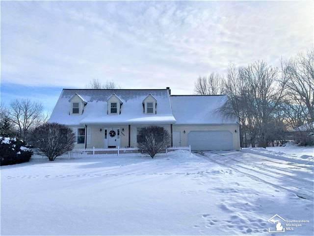 1223 Windsor, Adrian, MI 49221 (MLS #50035091) :: The BRAND Real Estate