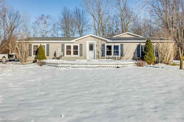 7995 Macomb Rd, Marine City, MI 48039 (MLS #50035147) :: The BRAND Real Estate