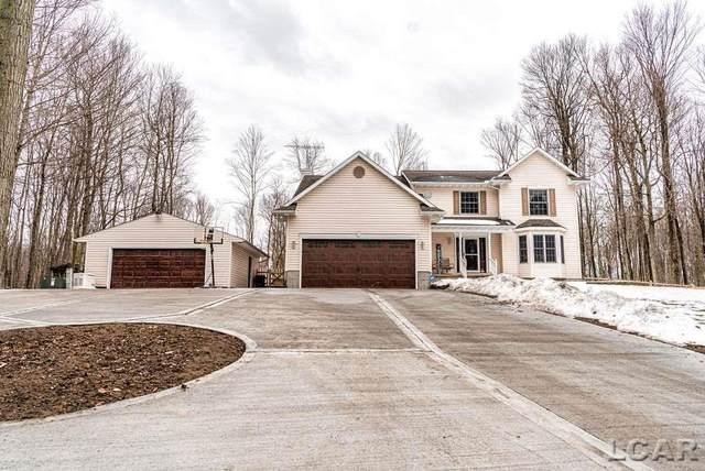 2552 Amsler Dr., Adrian, MI 49221 (MLS #50035159) :: The BRAND Real Estate