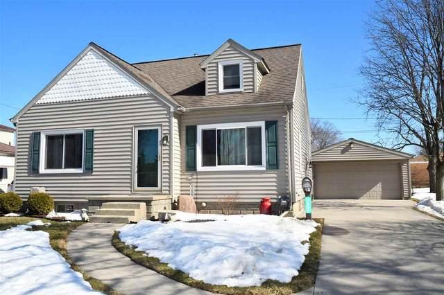 1811 S Jackson, Bay City, MI 48708 (MLS #50035165) :: The BRAND Real Estate
