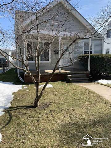 1334 Arbor Ave, Monroe, MI 48162 (MLS #50035183) :: The BRAND Real Estate