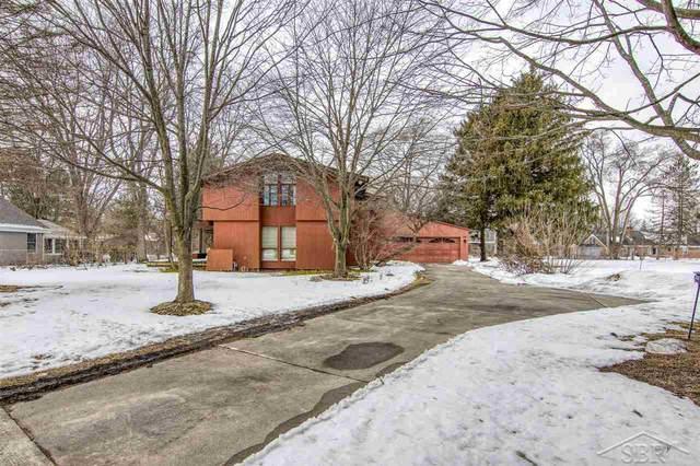 385 Golfview, Saginaw, MI 48638 (MLS #50035259) :: The BRAND Real Estate
