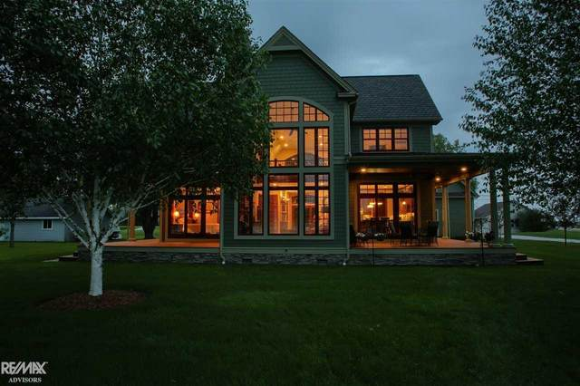 4416 Middle Channel, Harsens Island, MI 48028 (MLS #50035267) :: The BRAND Real Estate